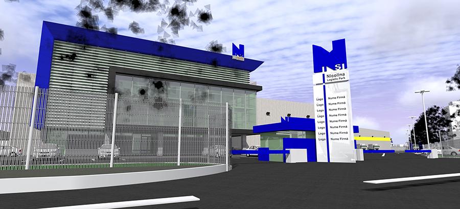 Nicolina Logistic Park