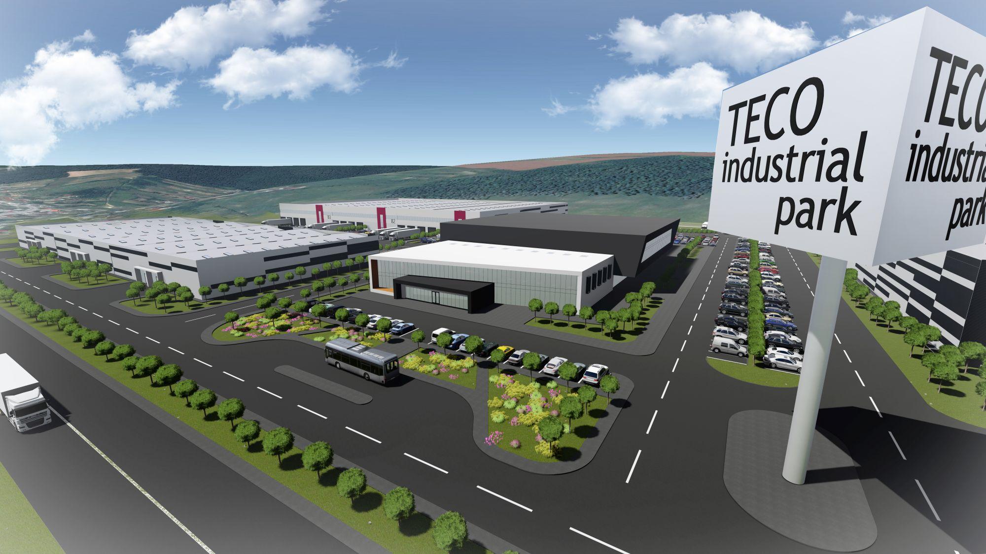 Teco Industrial Park Iaşi
